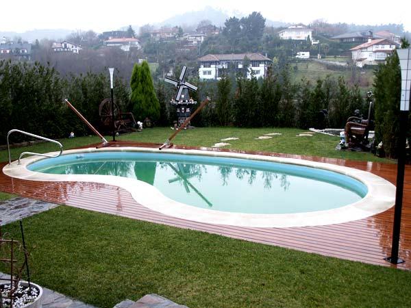 Piscinas bizkaia piscinas de poli ster - Piscinas de poliester ...