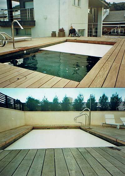 Piscinas bizkaia cubiertas de piscinas for Cubiertas para piscinas